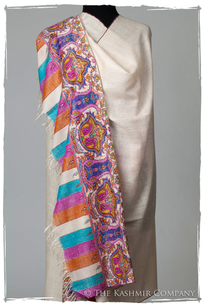 The White Swan - Grand Pashmina Shawl