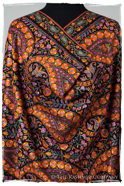 The Mona Lisa - Grand Jamawar Pashmina Shawl