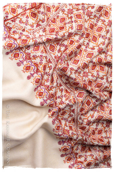 The Fortuna's Good Fortune - Grand Pashmina Shawl