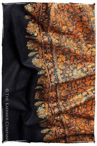 The Art Lover's - Grand Jamawar Pashmina Shawl
