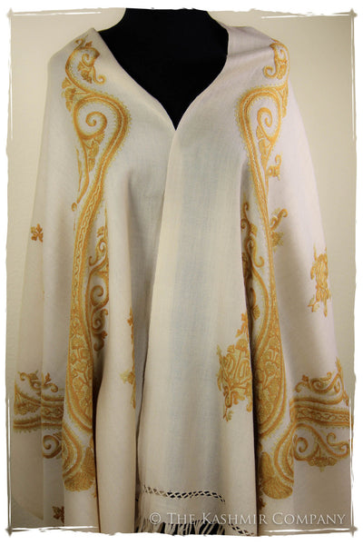 The Splash of Elegance Shawl