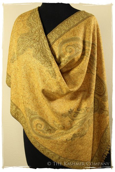 The Empress Paisley Antiquaries Shawl