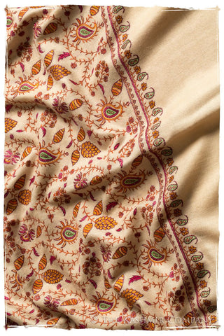 The Treasured Moment - Grand Pashmina Shawl