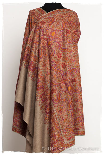 The Moroccan Dunes - Grand Pashmina Shawl