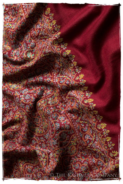 The Cabernet Shawl - Grand Pashmina Shawl