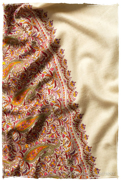 Île Tropicale - Grand Pashmina Shawl