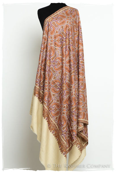 The Monsoon Palace - Grand Pashmina Shawl