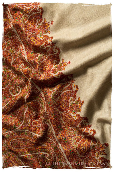 The Queen of Sheba - Grand Pashmina Shawl