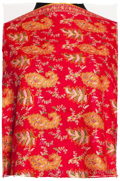 Ville Rouge - Grand Pashmina Shawl