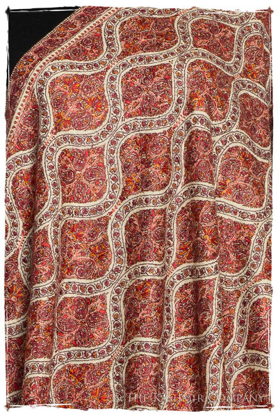 The Mogul Majesty - Grand Pashmina Shawl