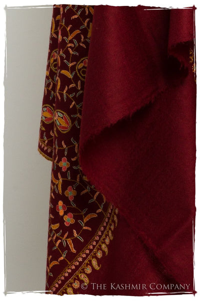 The Ruby - Grand Pashmina Shawl