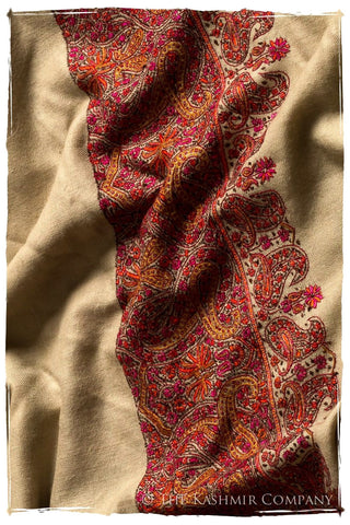 The Legacy - Grand Pashmina Mens Shawl