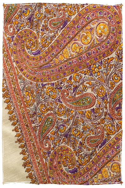 The Mandala - Grand Pashmina Mens Shawl