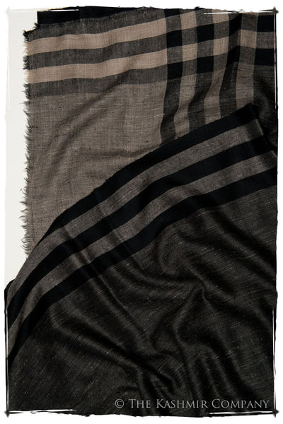 The Hastings - Mens Handloom Pashmina Shawl