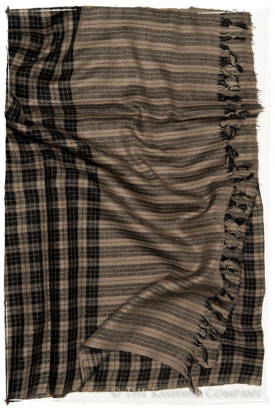 The Shakespeare - Mens Handloom Pashmina Shawl