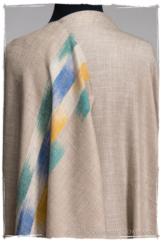 The Fairway - Mens Handloom Pashmina Shawl