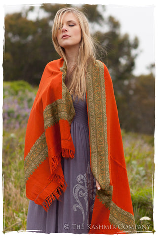French Masquerade Shawl Collection