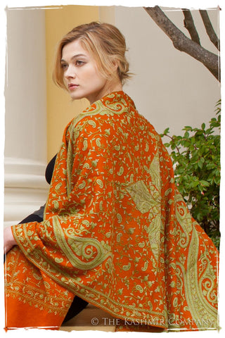 Secret Garden Shawl Collection