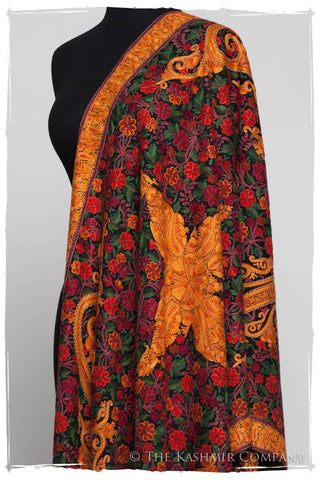 Jardin de Paris Antiquaires Shawl