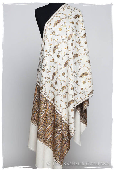 L'amour Marion Orient Paisley Shawl