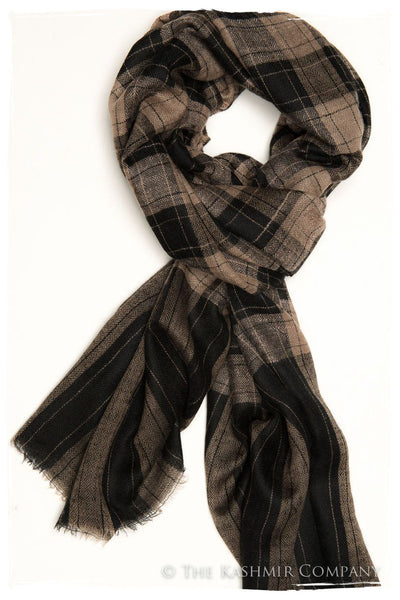 The King's Road - Handloom Pashmina Cashmere Scarf
