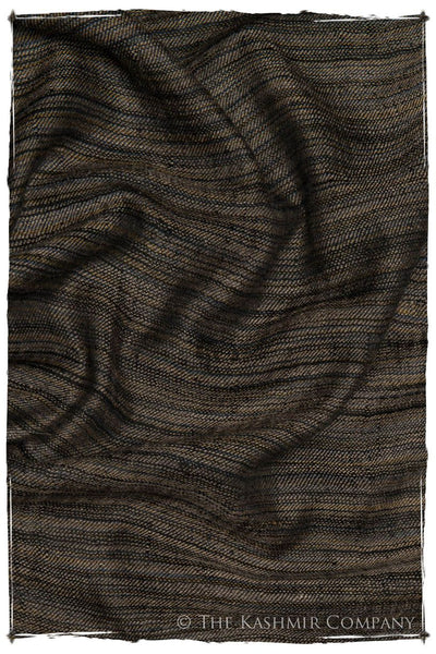 The Thames - Handloom Pashmina Cashmere Scarf