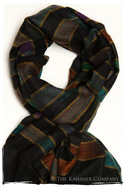 The Piccadilly - Handloom Pashmina Cashmere Scarf