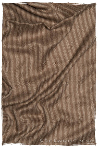 The Country Club - Handloom Pashmina Cashmere Scarf