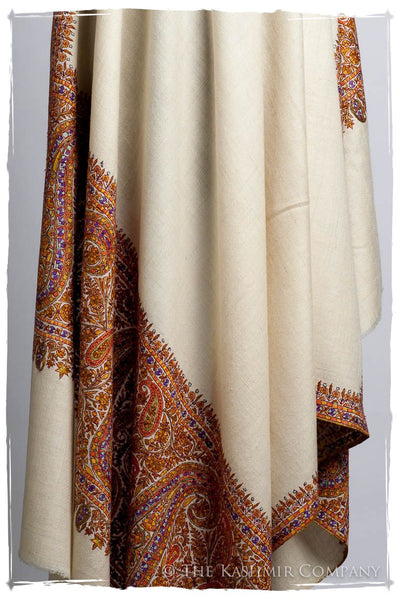 The Louvre - Grand Pashmina Shawl