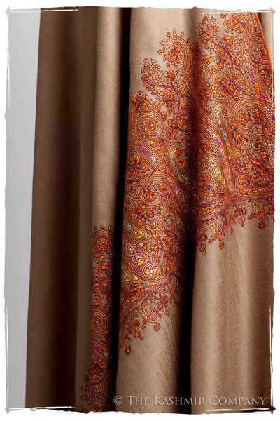 The Casablanca - Grand Pashmina Mens Shawl