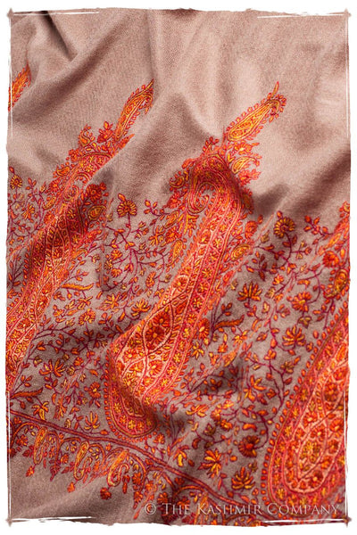 The Vulcan - Grand Pashmina Mens Shawl