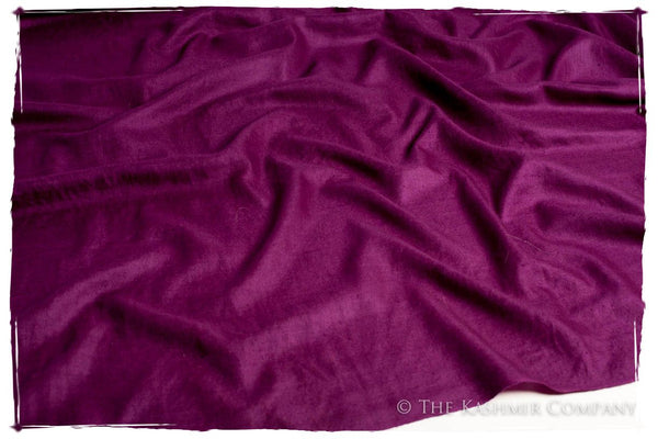 Jus de Raisin - Le Luxe Simple - Grand Handloom Pashmina Shawl