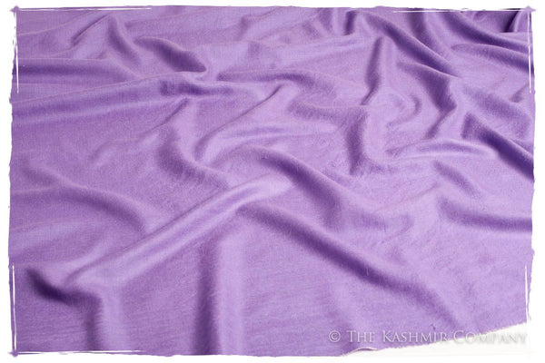 Bougainvillea - Le Luxe Simple - Grand Handloom Pashmina Shawl