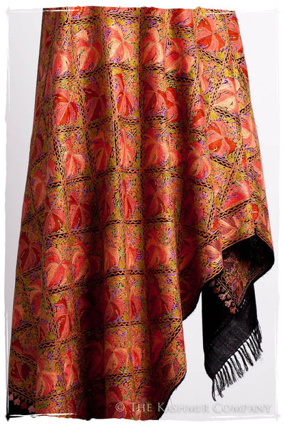 Palais de Saumon Lilas Antiquaires Shawl