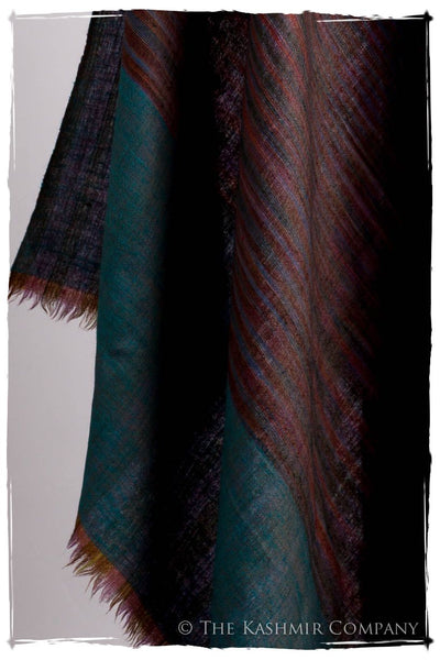 The Edelstein - Handloom Cashmere Grand Shawl
