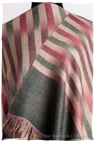 The Faulkner - Handloom Cashmere Grand Shawl