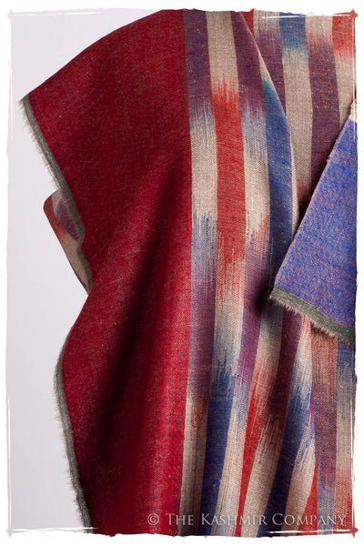 The Tefzer - Handloom Cashmere Grand Shawl