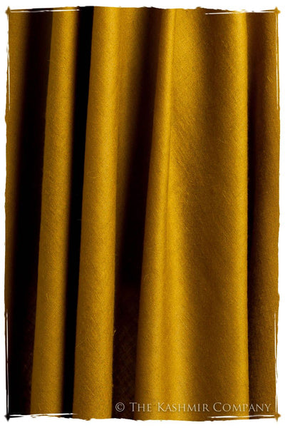 Ceylon Gold - Le Luxe Simple - Grand Handloom Pashmina Shawl