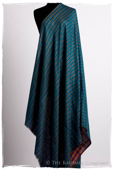 The Highland - Handloom Cashmere Grand Shawl
