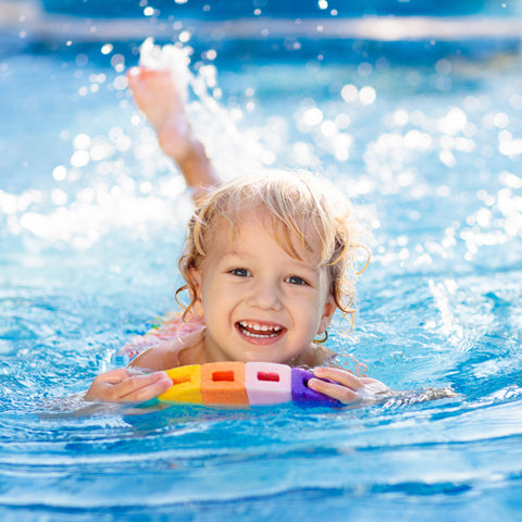 Joy of Water Learn to Swim - 2020-2021 Swimming Season