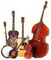 Bluegrass Jam Favorites