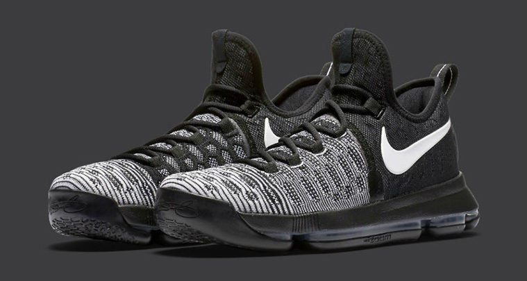 premium selection 37a38 14597 Kevin Durant stressed the importance of including Flyknit in his ninth  signature shoe with Leo Chang and Nike Basketball after being envious of  Kobe s woven ...
