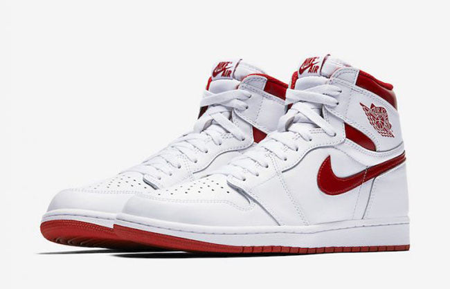 "RETRO 1 HIGH OG ""METALLIC RED"""