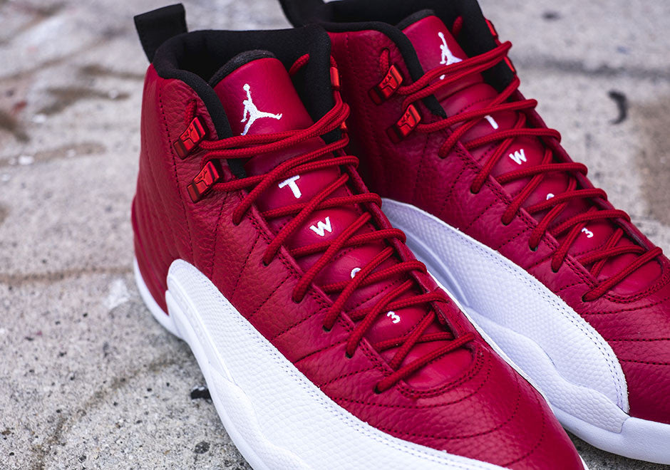 "Retro 12 ""Gym Red"""