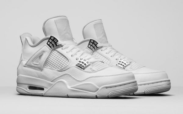 "RETRO 4 ""PURE MONEY'"