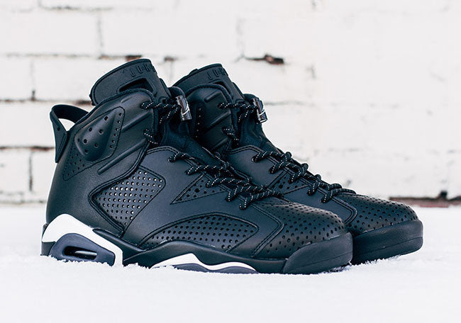"Retro 6 ""Black Cat"""
