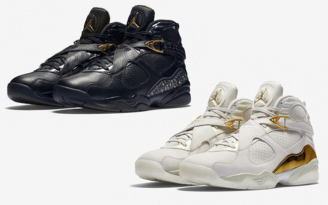 ed897f5efc7c The Air Jordan 8  Championship  Pack is set to debut during June 2016. This  duo release will feature two pairs of the Air Jordan 8 that celebrates  Michael ...