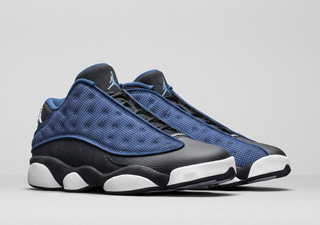 new style 6bb95 cc60f Now known as the  Brave Blue  Air Jordan 13 Low, only one other time has  this pair released which was the original back in 1998.