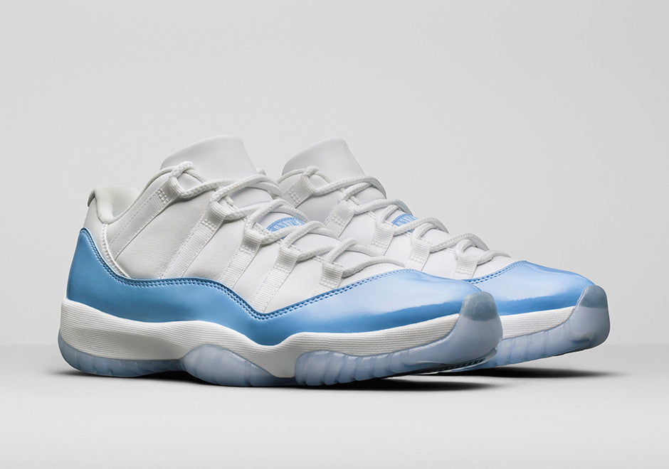 c49146d4fcc1 The Air Jordan 11 Low UNC was originally released back in 2001 dubbed