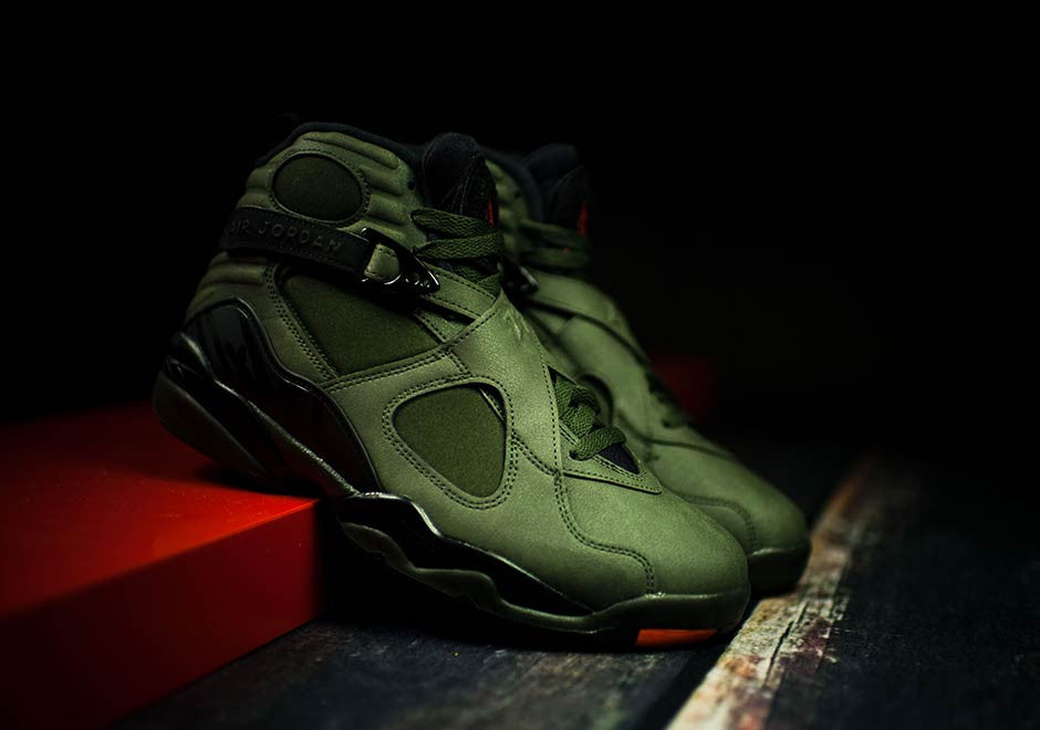 "246d4968079db8 The Air Jordan 8 ""Take Flight"" will release on January 28th in both adult  and kids sizes. They originally dubbed ""Undefeated"" for its resemblance to  the ..."